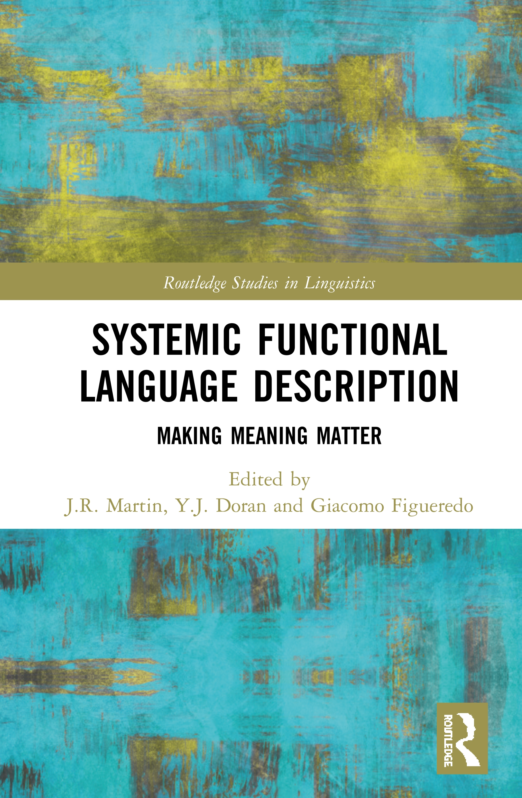 Systemic Functional Language Description: Making Meaning Matter book cover