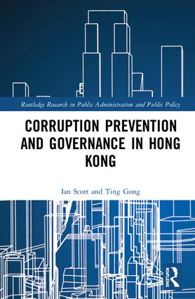 Corruption Prevention and Governance in Hong Kong book cover
