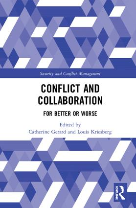 Conflict and Collaboration: For Better or Worse book cover