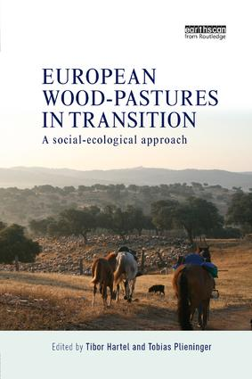 European Wood-pastures in Transition: A Social-ecological Approach book cover
