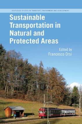 Sustainable Transportation in Natural and Protected Areas book cover