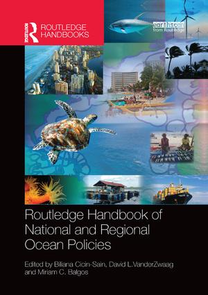 Routledge Handbook of National and Regional Ocean Policies book cover