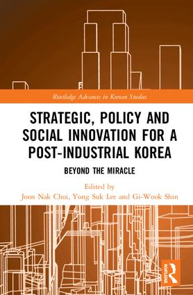 Strategic, Policy and Social Innovation for a Post-Industrial Korea: Beyond the Miracle, 1st Edition (Hardback) book cover
