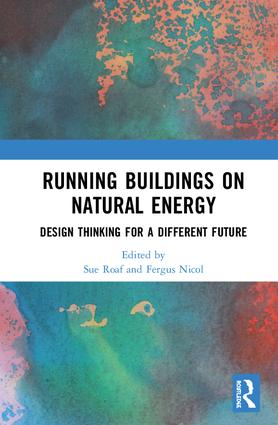 Running Buildings on Natural Energy: Design Thinking for a Different Future, 1st Edition (Paperback) book cover