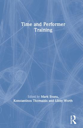 Time and Performer Training book cover