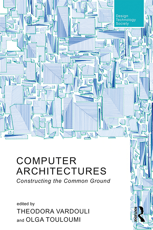 Computer Architectures: Constructing the Common Ground book cover