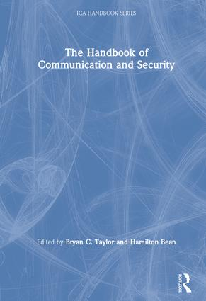The Handbook of Communication and Security book cover