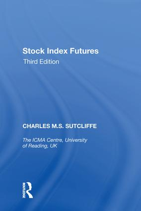 Stock Index Futures: 3rd Edition (Hardback) book cover
