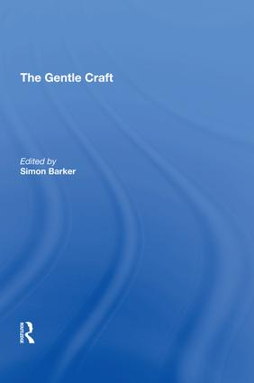 The Gentle Craft: By Thomas Deloney, 1st Edition (Hardback) book cover