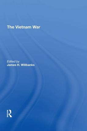 The Vietnam War: 1st Edition (Hardback) book cover