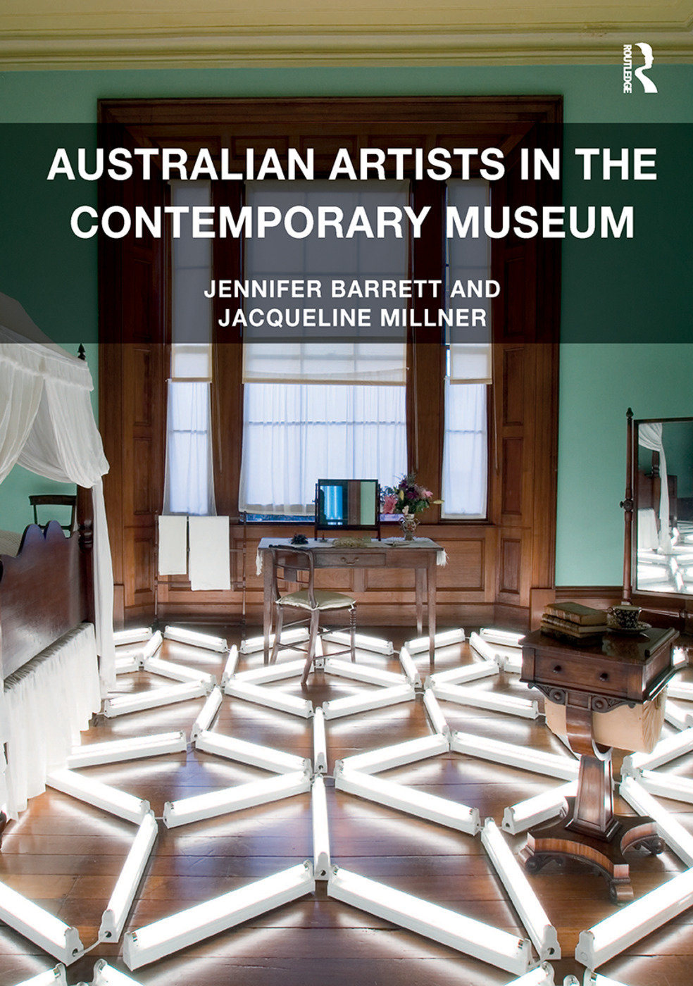 Australian Artists in the Contemporary Museum: 1st Edition (Paperback) book cover