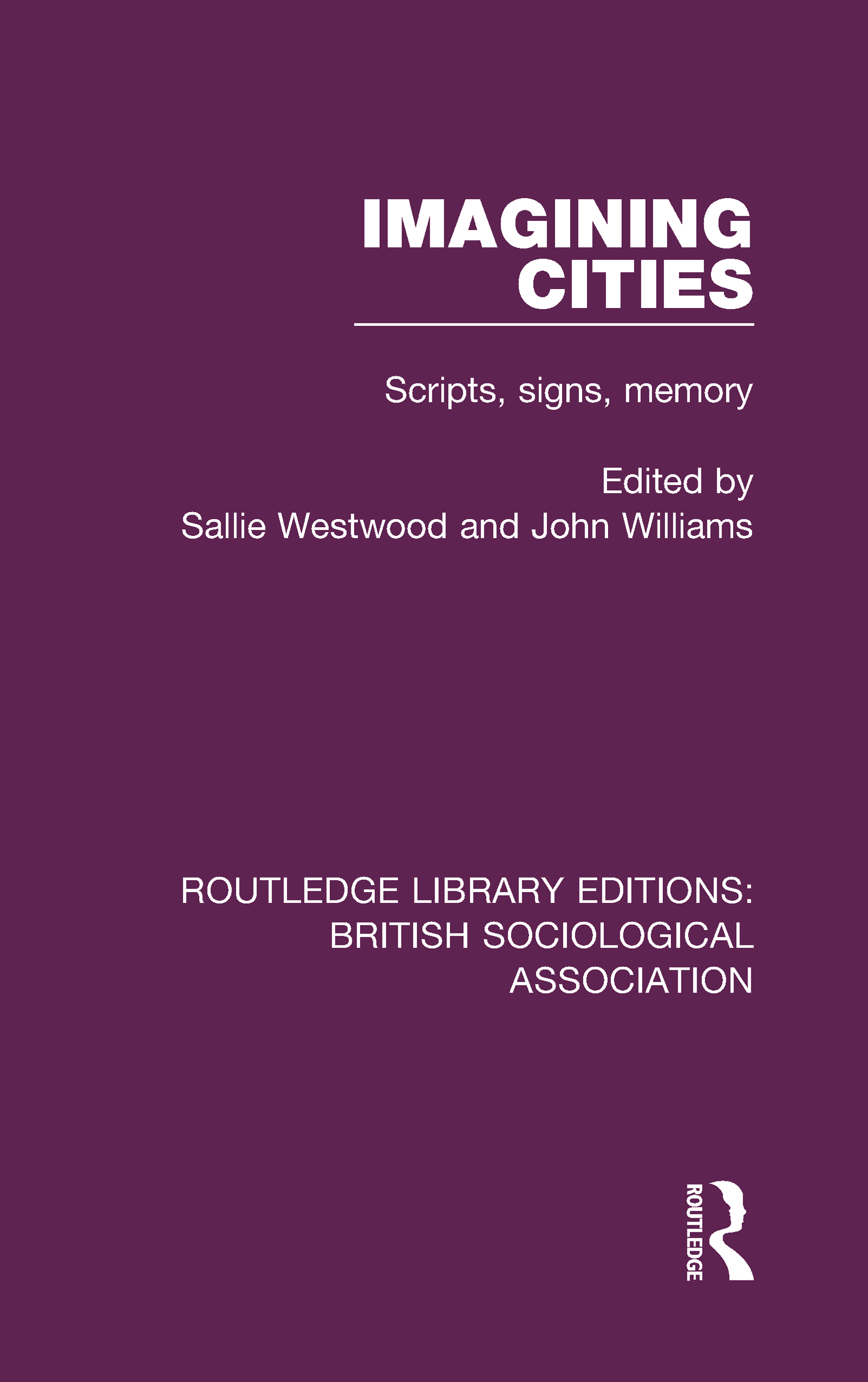 Imagining Cities: 1st Edition (Hardback) book cover