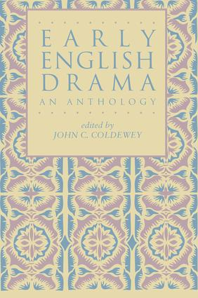 Early English Drama