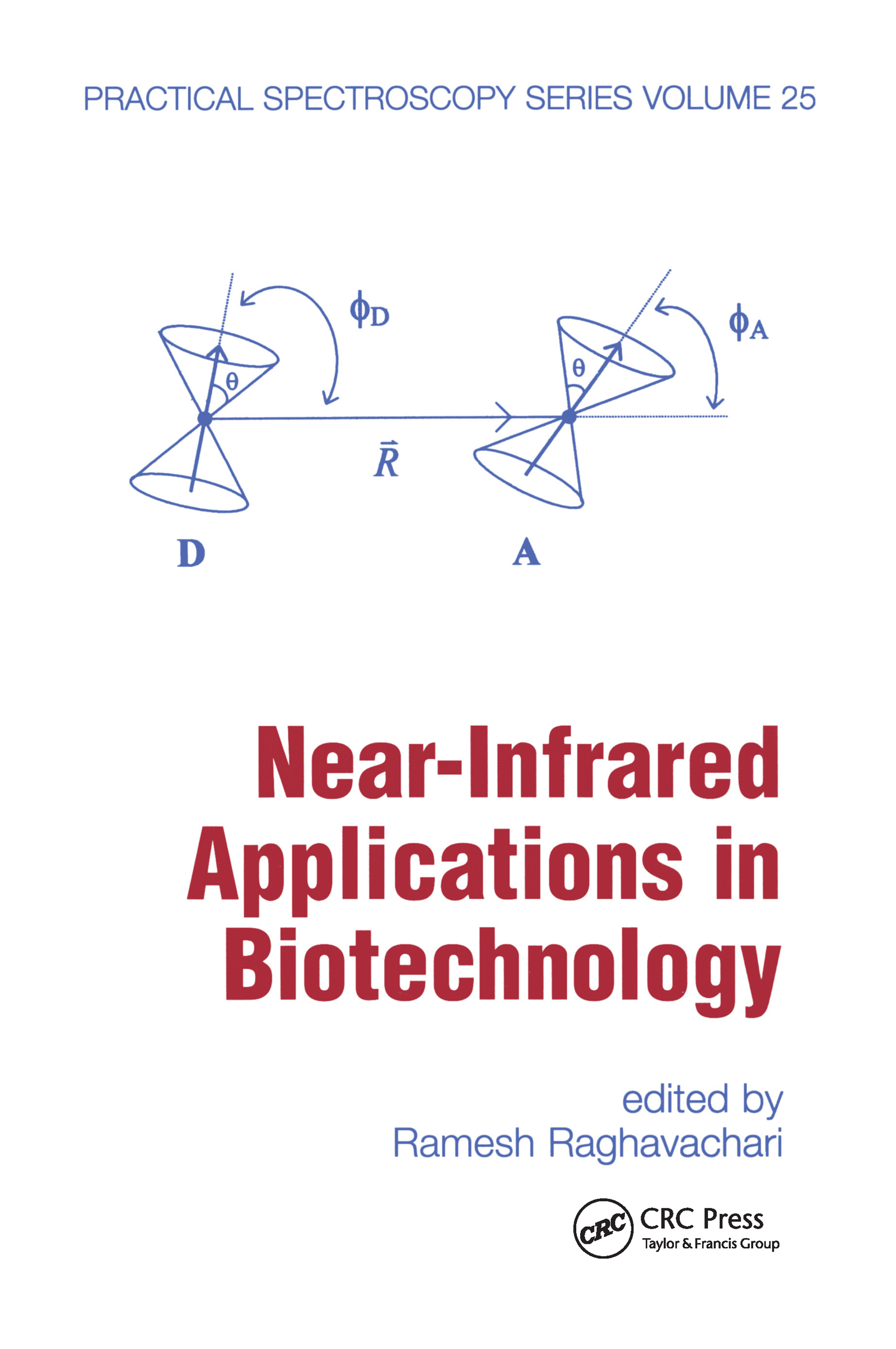 Near-Infrared Applications in Biotechnology book cover
