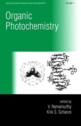Organic Photochemistry: 1st Edition (Hardback) book cover