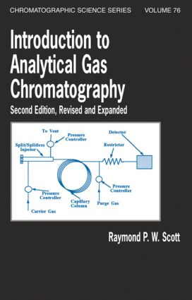 Introduction to Analytical Gas Chromatography, Revised and Expanded book cover