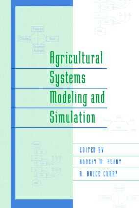 Agricultural Systems Modeling and Simulation book cover