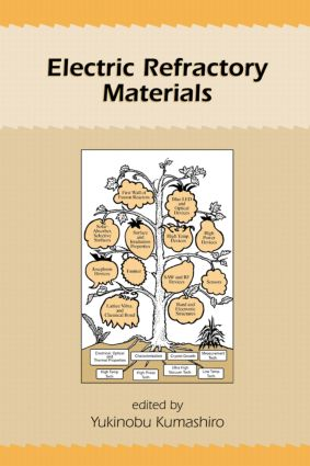 Electric Refractory Materials: 1st Edition (Hardback) book cover