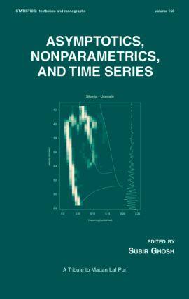 Asymptotics, Nonparametrics, and Time Series book cover
