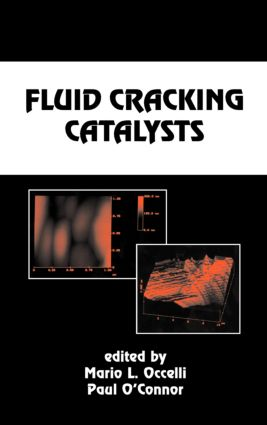 Fluid Cracking Catalysts: 1st Edition (Hardback) book cover