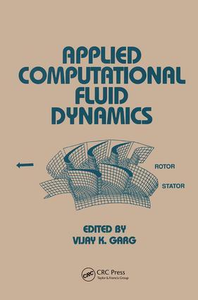 Applied Computational Fluid Dynamics: 1st Edition (Hardback) book cover