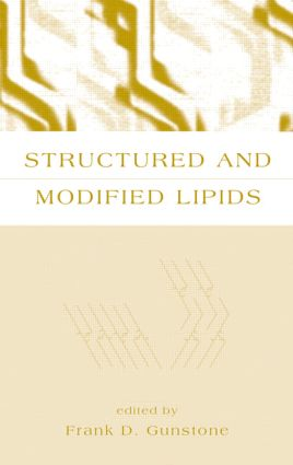 Structured and Modified Lipids: 1st Edition (Hardback) book cover