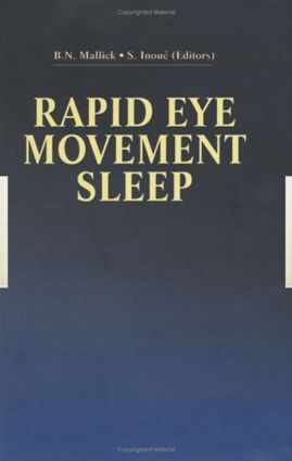 Rapid Eye Movement Sleep: 1st Edition (Hardback) book cover