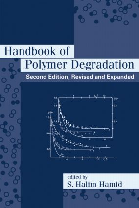 Handbook of Polymer Degradation, Second Edition, book cover