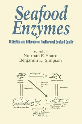 Seafood Enzymes: Utilization and Influence on Postharvest Seafood Quality book cover