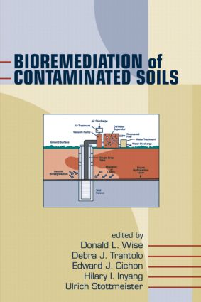 Bioremediation of Contaminated Soils book cover