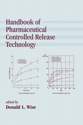 Handbook of Pharmaceutical Controlled Release Technology: 1st Edition (Hardback) book cover