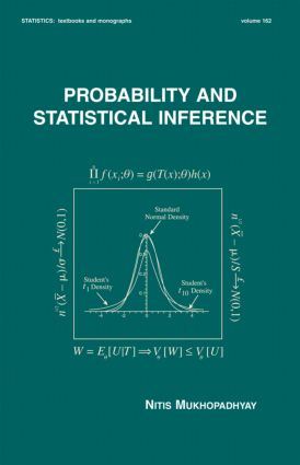 Probability and Statistical Inference: 1st Edition (Hardback) book cover
