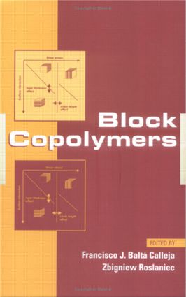Block Copolymers: 1st Edition (Hardback) book cover