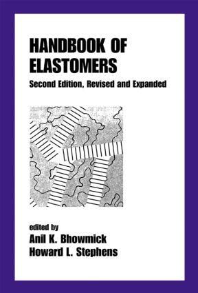 Handbook of Elastomers: 2nd Edition (Hardback) book cover