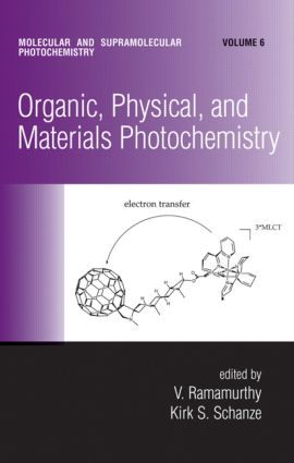 Organic, Physical, and Materials Photochemistry: 1st Edition (Hardback) book cover