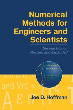 Numerical Methods for Engineers and Scientists: 2nd Edition (Hardback) book cover