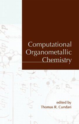Computational Organometallic Chemistry: 1st Edition (Hardback) book cover