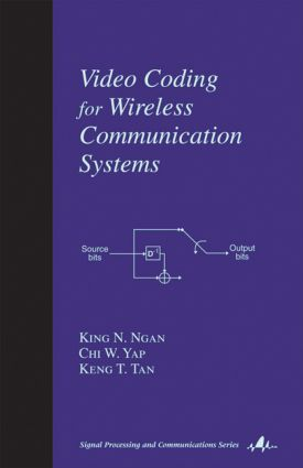 Video Coding for Wireless Communication Systems book cover