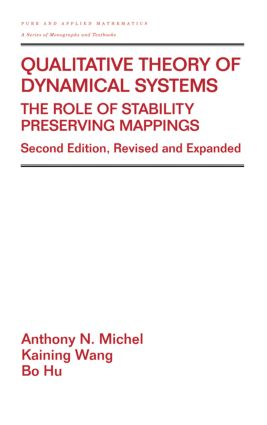 Qualitative Theory of Dynamical Systems: 2nd Edition (Hardback) book cover