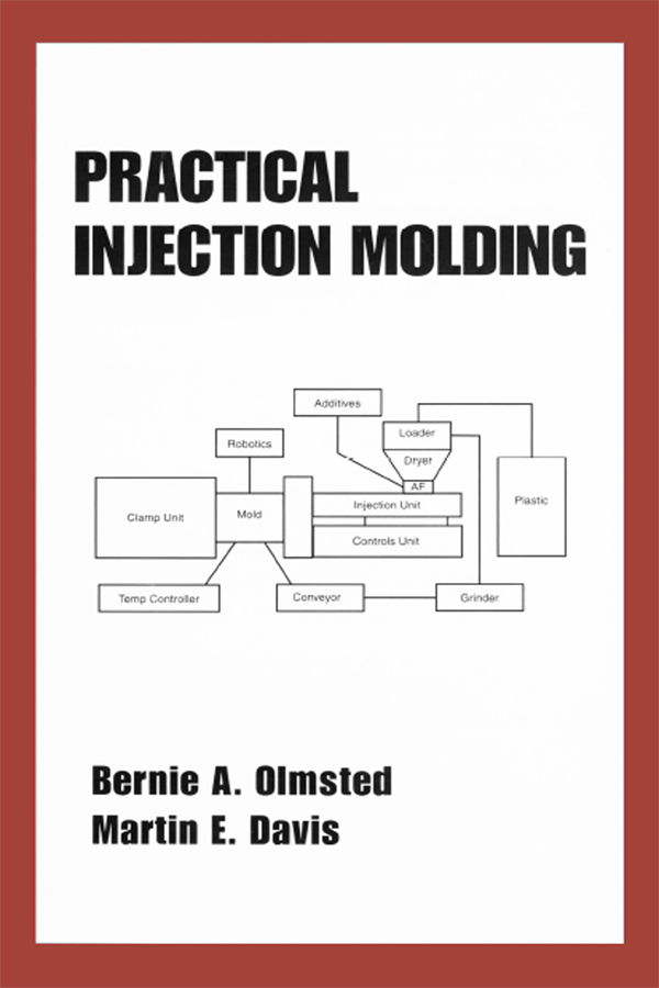 Practical Injection Molding book cover