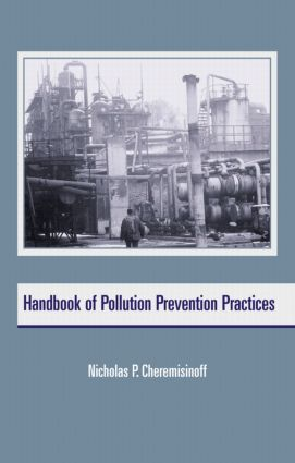 Handbook of Pollution Prevention Practices book cover