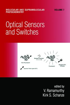 Optical Sensors and Switches: 1st Edition (Hardback) book cover