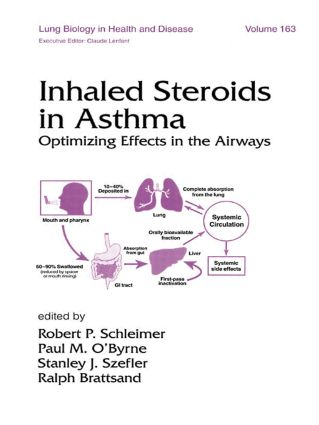 Inhaled Steroids in Asthma: Optimizing Effects in the Airways, 1st Edition (Hardback) book cover