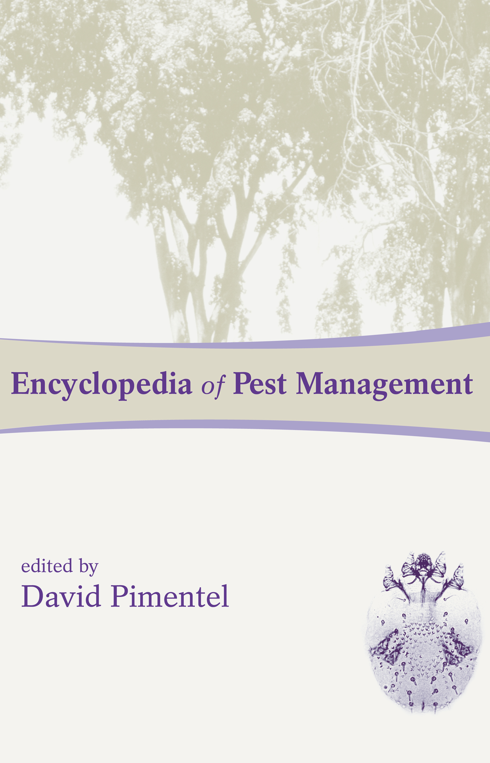 Encyclopedia of Pest Management book cover