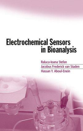 Electrochemical Sensors in Bioanalysis: 1st Edition (Hardback) book cover