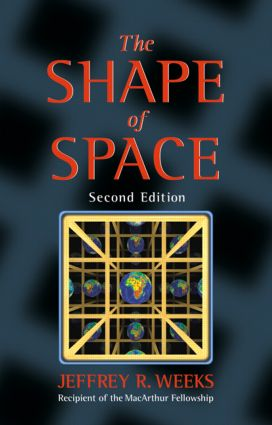 The Shape of Space: 2nd Edition (Hardback) book cover