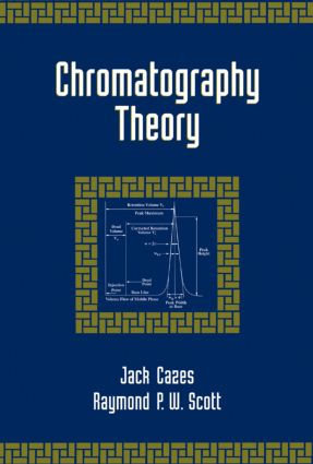 Chromatography Theory: 1st Edition (Hardback) book cover