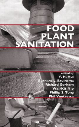 Food Plant Sanitation book cover