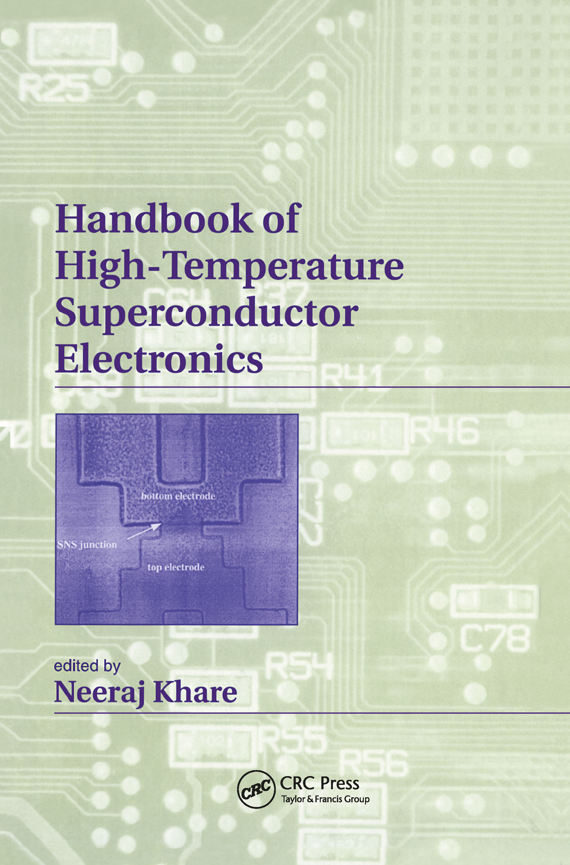 Handbook of High-Temperature Superconductor: 1st Edition (Hardback) book cover