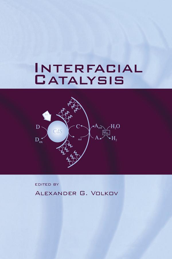 Interfacial Catalysis: 1st Edition (Hardback) book cover
